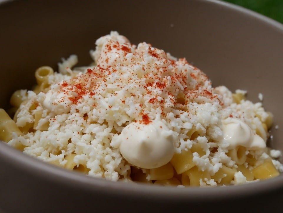 Barilla Ditalini Esquites Pasta Recipe