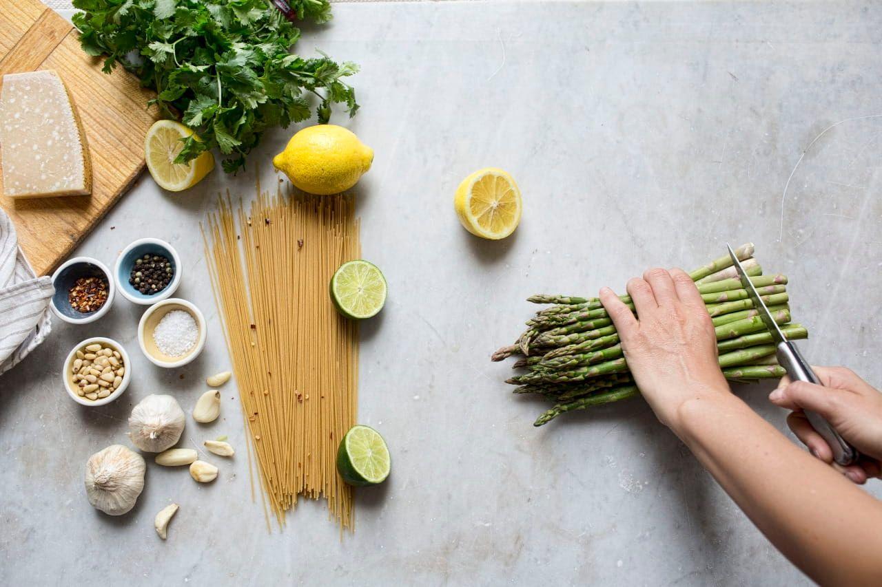 Calla in Motion has passion for pasta and pesto