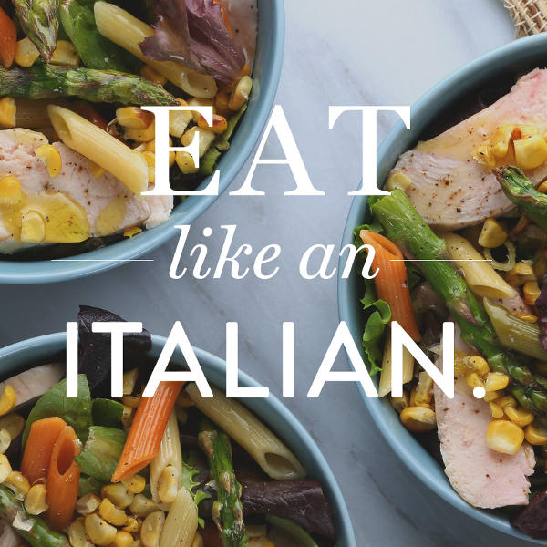 Eat Like an Italian NHANES Study