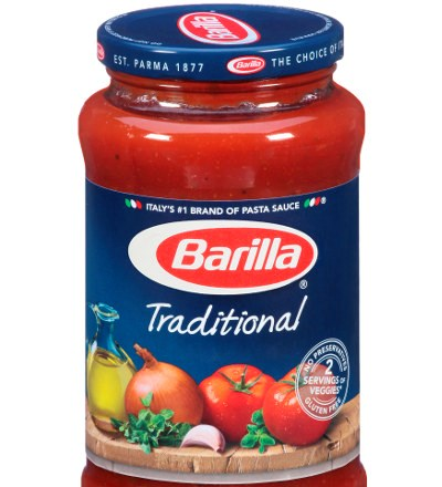 Barilla Traditional sauce