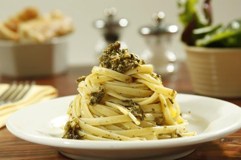 how to use pesto recipes