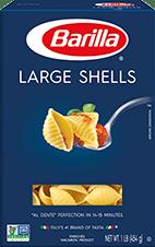 Blue Box Large Shells