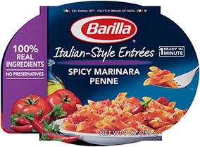 Spicy Marinara Penne