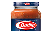 Barilla Mushroom Sauce jar
