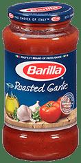 Barilla Roasted Garlic sauce