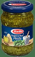 Barilla Traditional Basil Pesto jar 6oz size