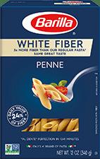 Barilla White Fiber Penne Pasta
