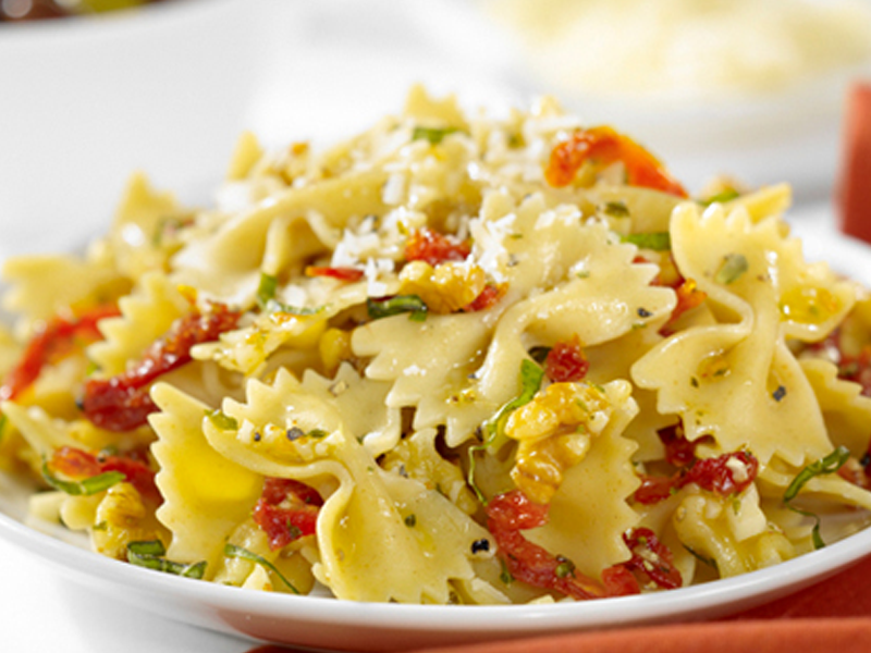 Barilla® ProteinPLUS® Farfalle with Sun Dried Tomatoes ...