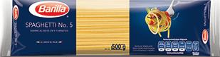 Spaghetti No 5 500g