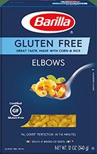 Gluten free elbows