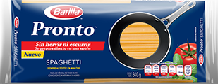 pronto spaghetti package