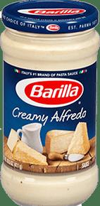Salsa creamy alfredo