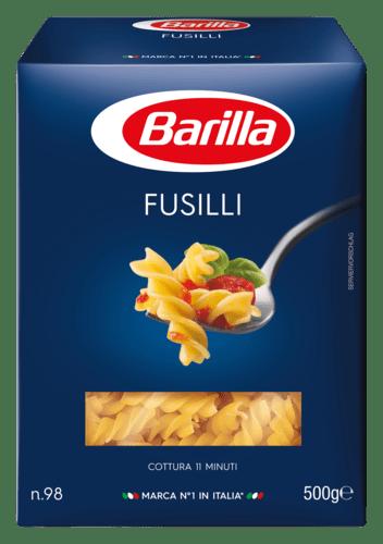 Klassinen Sininen Pakkaus - Fusilli - Barilla