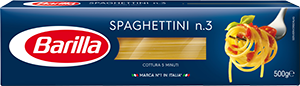 Classiques - Spaghettini - Barilla