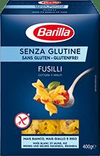 Sans Gluten - Fusilli - Barilla