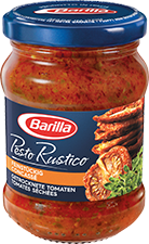 Sauces Pesti - Rustico Tomates Séchées - Barilla