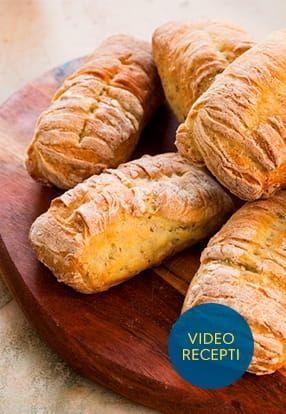 Kruh Pesto Genovese