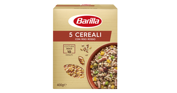 Ricetta pasta ai 5 cereali